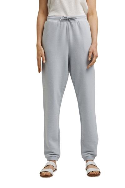 Снимка на SUSTAINABLE Дамски спортен панталон със средновисока талия от органичен памук