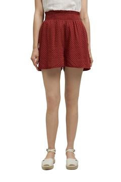 Снимка на SUSTAINABLE Къси панталони с еластична талия
