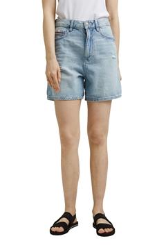 Снимка на SUSTAINABLE Дамски къси панталони Loose fit
