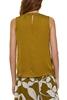 Снимка на SUSTAINABLE Сатенена дамска блуза без ръкав
