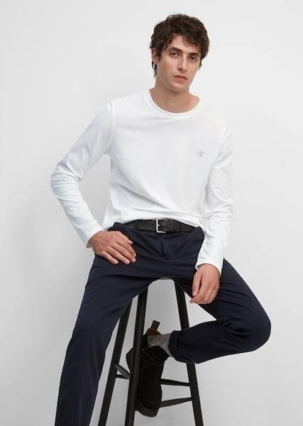 Снимка на SUSTAINABLE Мъжка блуза с дълъг ръкав