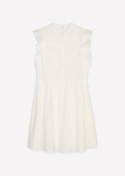Снимка на Нежна рокля от органичен памук