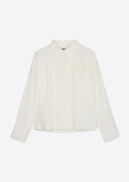 Снимка на Дамска overshirt риза от органичен памук