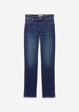 Picture of SUSTAINABLE JEANS ALBY STRAIGHT MODEL MADE OF BLENDED ORGANIC COTTON