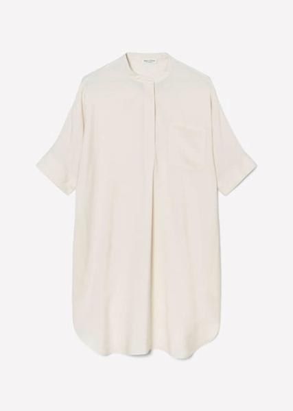 Снимка на SUSTAINABLE Рокля-риза с ¾ ръкав от лиосел