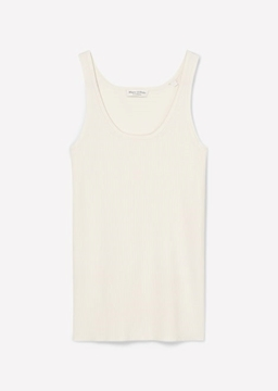 Picture of SUSTAINABLE SLEEVELESS TOP IN ELEGANT KNIT FABRIC