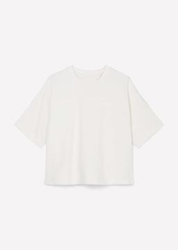 Снимка на SUSTAINABLE Дамска блуза - суитшърт с къс ръкав