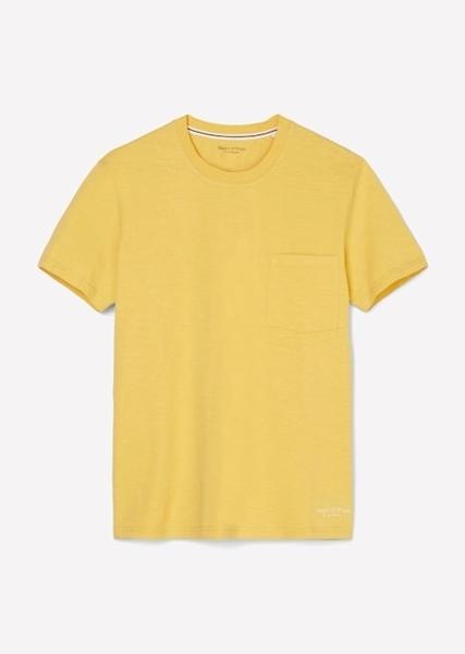 Снимка на SUSTAINABLE Мъжка тениска от висококачествен памук Regular fit