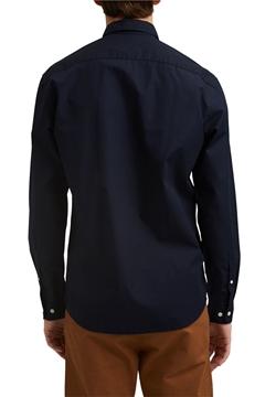 Снимка на SUSTAINABLE Мъжка риза с дълъг ръкав Relular fit