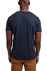 Снимка на SUSTAINABLE Мъжка тениска с бродерия от органичен памук
