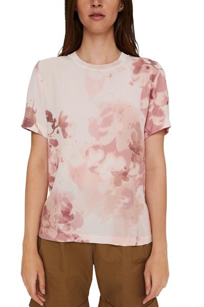 Снимка на SUSTAINABLE Дамска блуза с къс ръкав от LENZING™ ECOVERO™