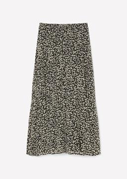 Снимка на SUSTAINABLE Дамска пола с принт на цветя