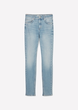 Picture of SUSTAINABLE SKARA HIGH-RISE SKINNY JEANS MADE OF BLENDED ORGANIC COTTON