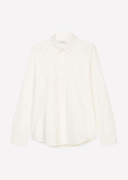 Снимка на SUSTAINABLE Дамска риза от памук и лиосел