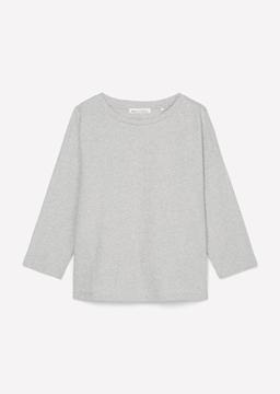 Снимка на SUSTAINABLE Дамска блуза с дълъг ръкав от органичен памук