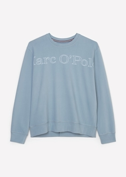 Picture of SUSTAINABLE SWEATSHIRT IN SOFT ORGANIC COTTON