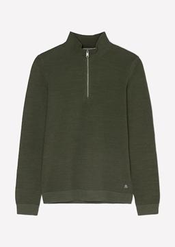Снимка на SUSTAINABLE Мъжки пуловер от памук и вълна
