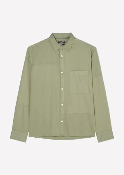 Снимка на Мъжка риза от органичен памук
