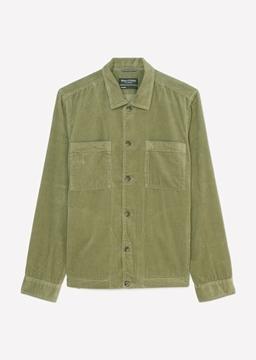 Снимка на SUSTAINABLE Мъжки Overshirt от органичен памук