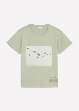 Снимка на T shirt, short sleeve, round neck 108210051169