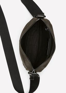 Снимка на SUSTAINABLE Мъжка чанта през рамо от органичен памук