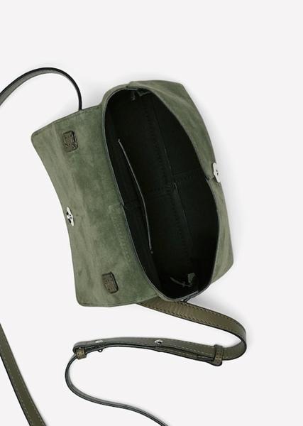 Снимка на SUSTAINABLE Дамска чанта от набук