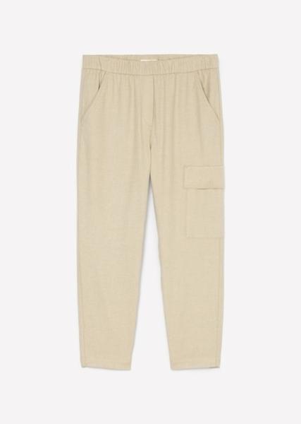 Снимка на SUSTAINABLE Дамски панталон от вискоза и вълна