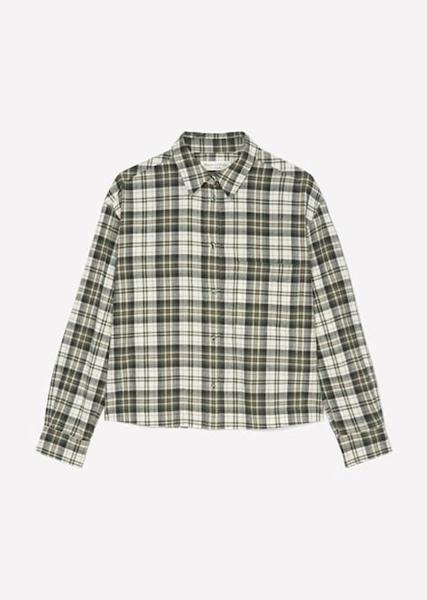 Снимка на Дамска BOYFRIEND риза от италиански органичен памук