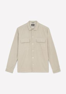 Снимка на SUSTAINABLE Мъжка риза от органичен памук и TENCEL™