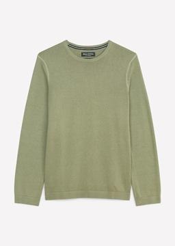 Снимка на SUSTAINABLE Мъжки пуловер от памук и кашмир