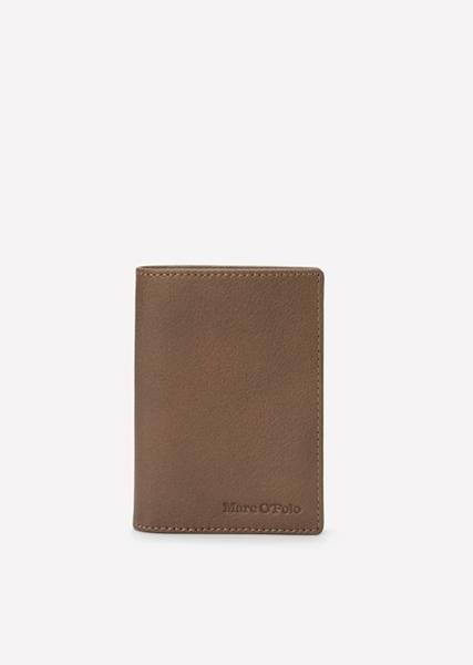 Снимка на Мъжко портмоне от естествена кожа
