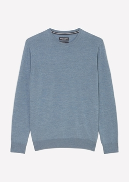 Picture of SUSTAINABLE JUMPER MADE OF ITALIAN MERINO WOOL