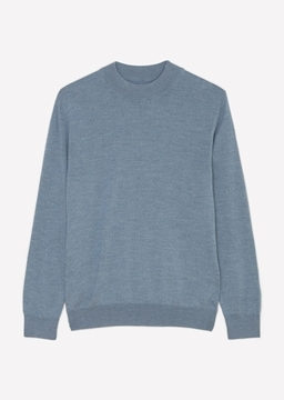 Picture of SUSTAINABLE JUMPER MADE OF FINE MERINO WOOL