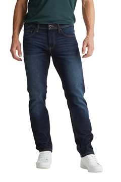 Снимка на SUSTAINABLE Мъжки Straight fit дънки от органичен памук
