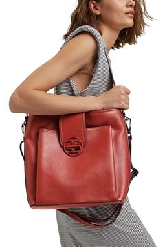 Снимка на Дамска Hobo чанта от еко кожа