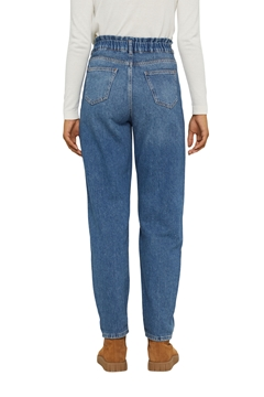 Picture of SUSTAINABLE Jeans in a fashionable fit with an elasticated waistband