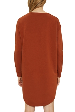 Picture of Dresses knitted Oversized drop sh tee