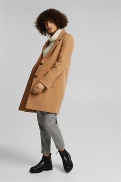 Снимка на Дамско палто от вълна