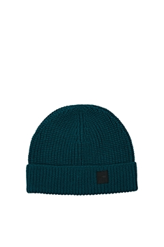 Снимка на SUSTAINABLE Оребрена мъжка шапка с вълна
