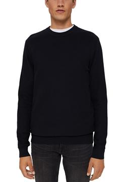 Снимка на SUSTAINABLE Мъжки пуловер с обло деколте от органичен памук