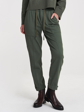 Снимка на SUSTAINABLE Дамски TRAVEL панталон модел LONTTA от LENZING™ ECOVERO™